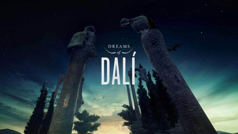L'oeuvre de Dali en réalité augmentée