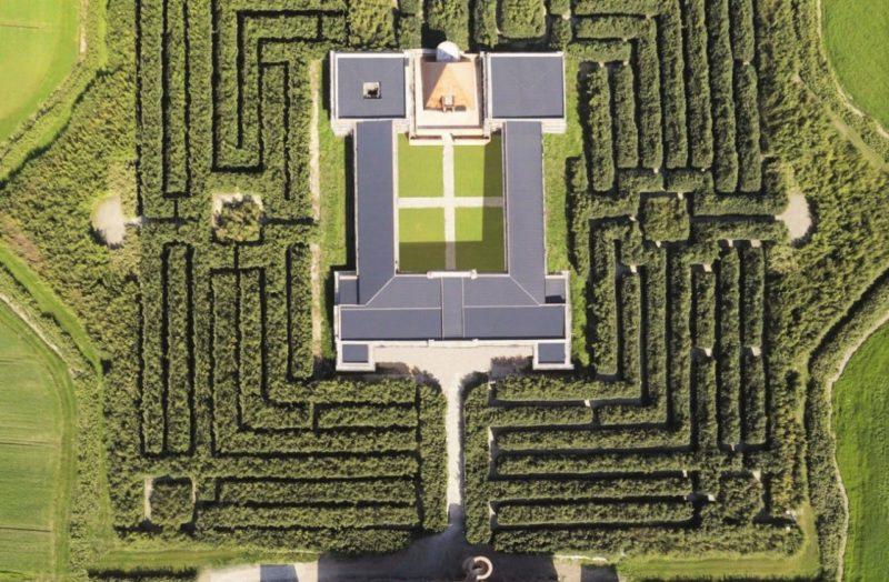 Le plus grand labyrinthe végétal du monde