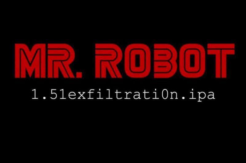 Logo de la série Mr Robot