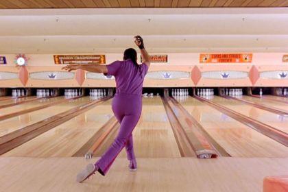 Scène de bowling dans The Big Lebowski