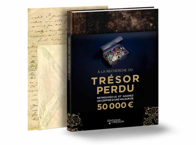 Livre Chasse au trésor