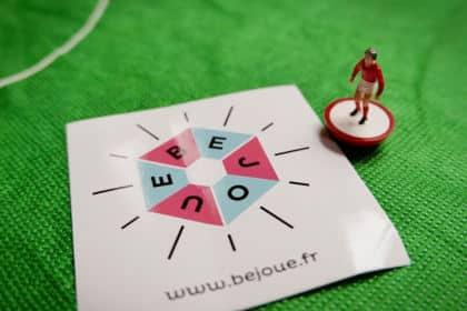 Stickers bejoue et subbuteo