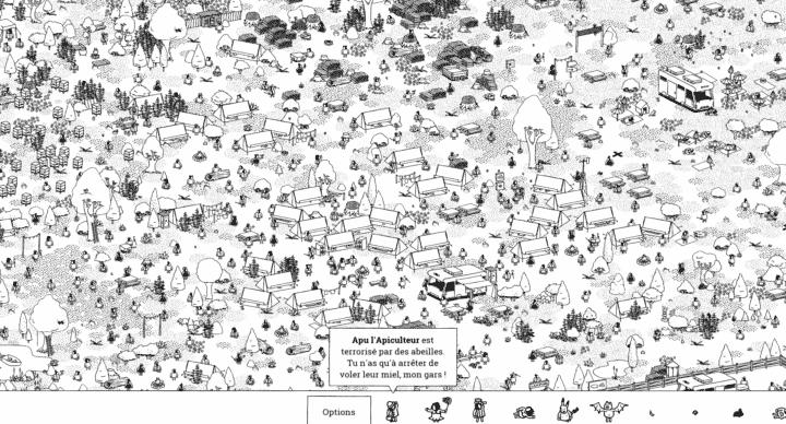 """Hidden Folks, le pendant digital de """"Où est Charlie ?"""""""