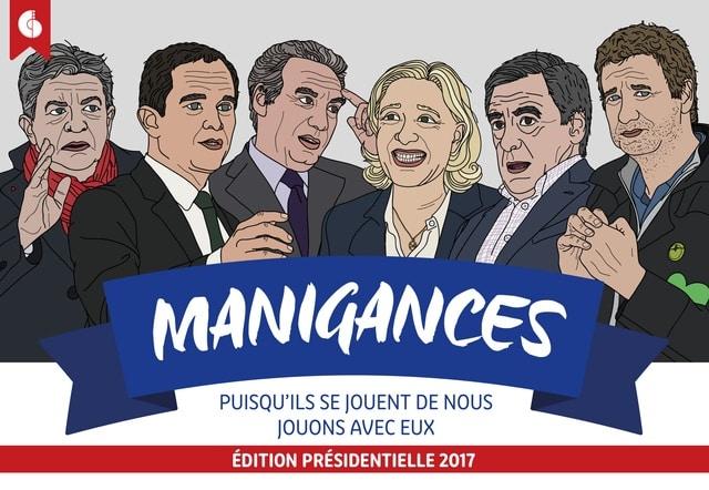 Le jeu Manigances