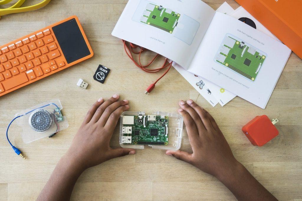 Kano, kit pour construire son ordinateur