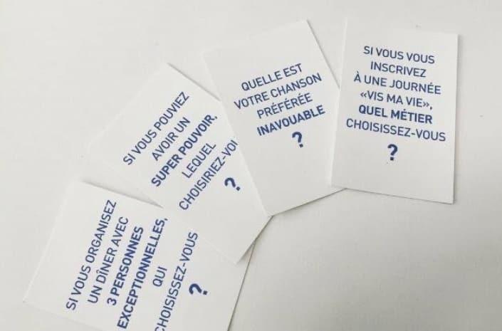 Des cartes pour ludifier les entretiens