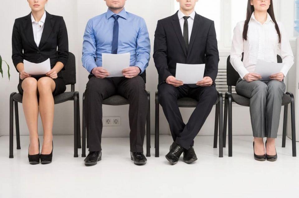 Des candidats pour un recrutement