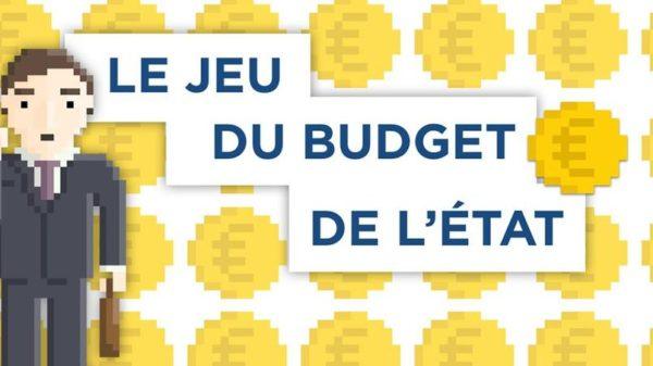 Presentation du jeu budget de l'etat