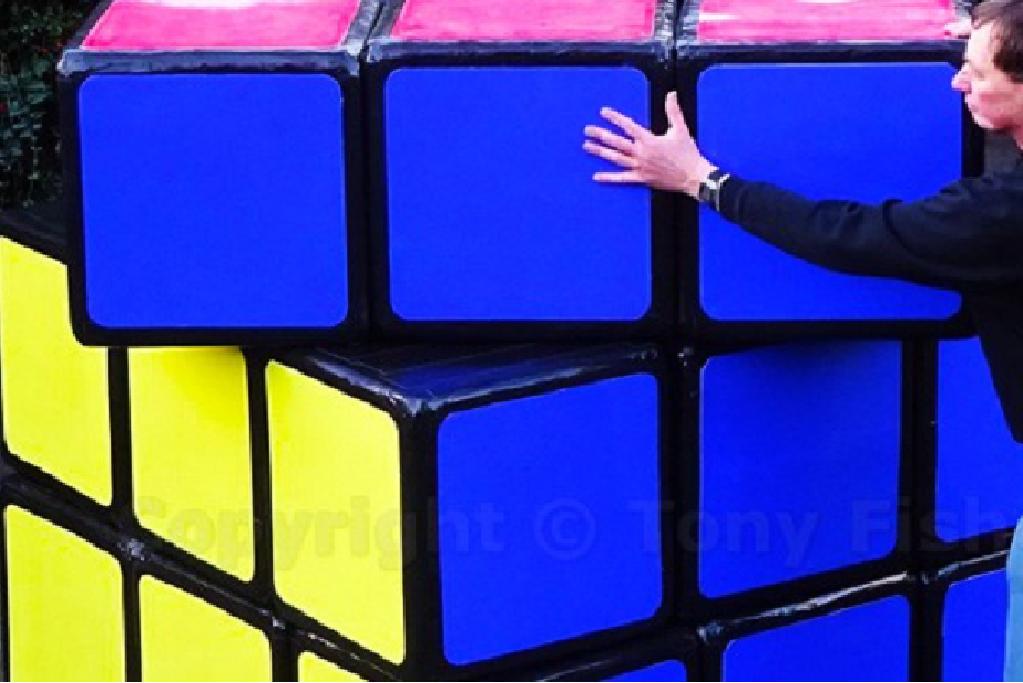 Rubiks Cube De La Cour Rcr Linnovation En Entreprise O BEJOUE