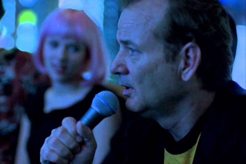 Bill Murray Karaoke