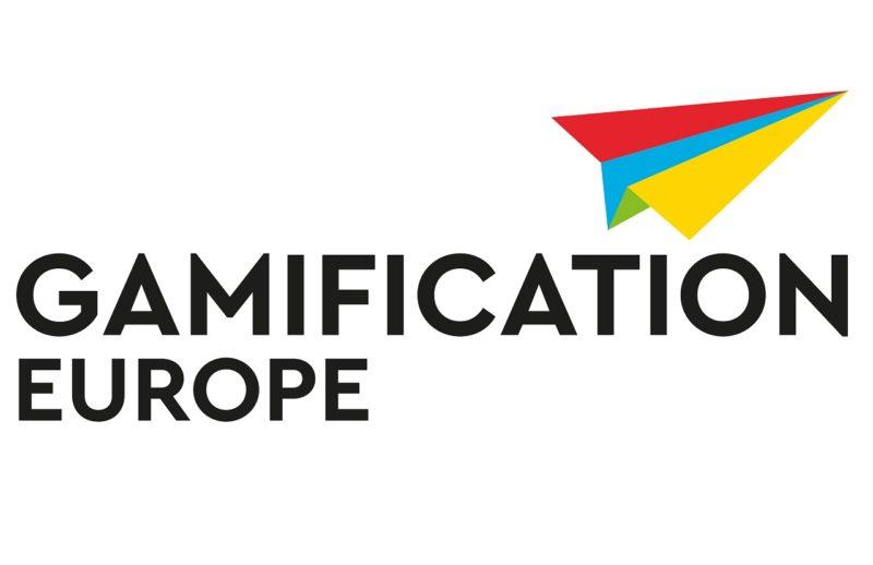 Logo de l'évènement Gamification Europe