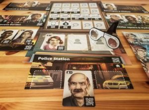 Chronicles of Crimes cross-média