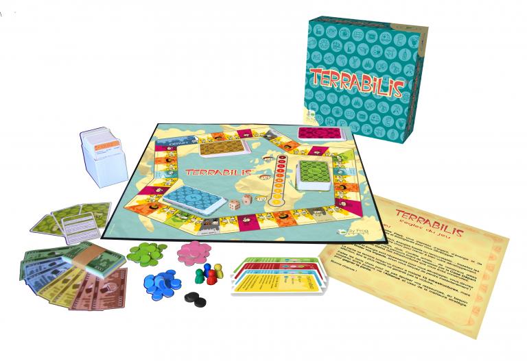 Plateau de jeu Terrabilis